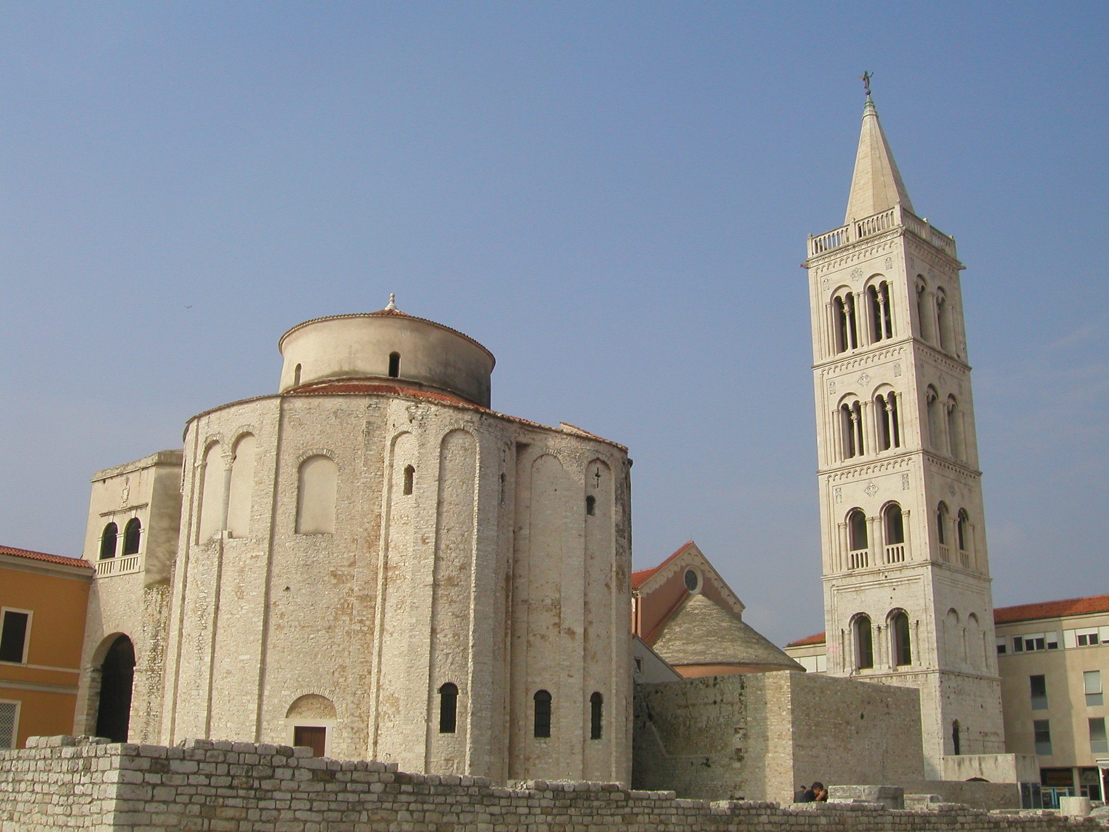 Zadarkirche yacht_charter_kroatien_sunja_yachting