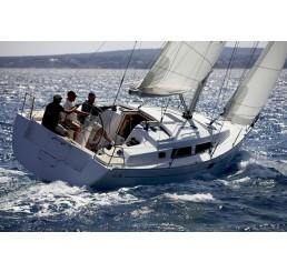 Hanse 350 Croatia
