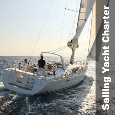 Sailing yacht vacation Croatia