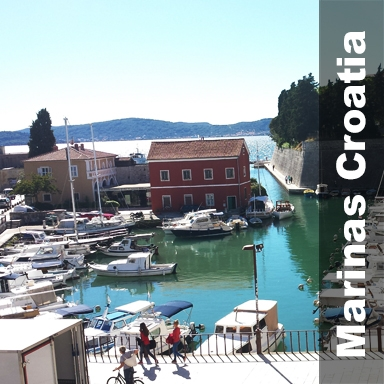 Marinas Croatia