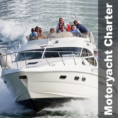 Motoryacht vacation Croatia