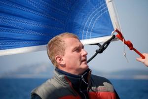 Yacht charter Croatia Wolfgang Roth