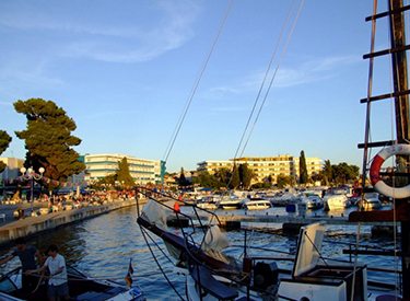Harbour Biograd
