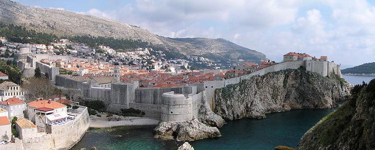 Segeln Dubrovnik, Croatia