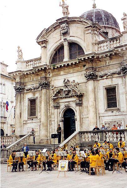 Dubrovnik Sehenswürdigkeit