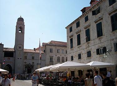 City center Dubrovnik