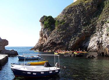 Dream sailing bay