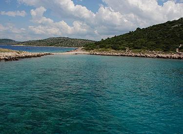 Island Murter Croatia