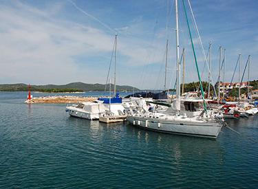 Murter Harbour