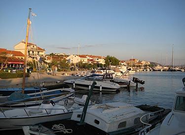 Port of Murter