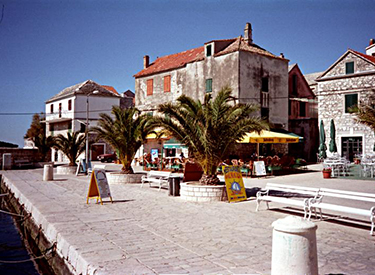 Promenade of Primosten