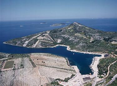 Coast of Primosten