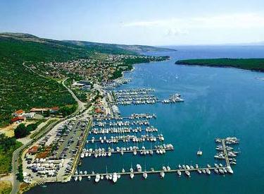 Punat Kroatien