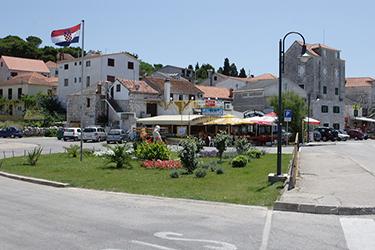 Rogoznica Habour Croatia