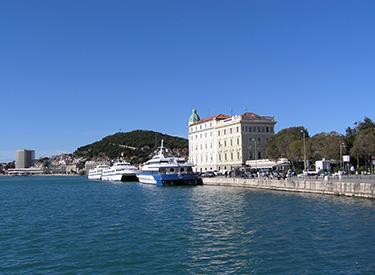 Coast of Split