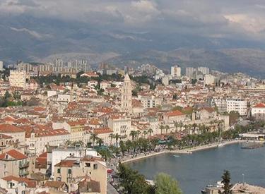View Split Croatia