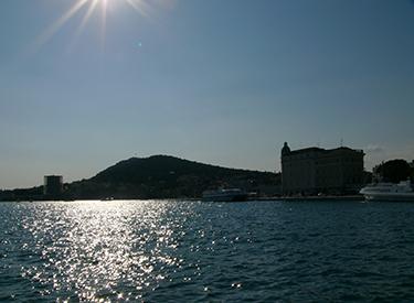 Harbour of Split