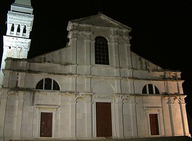 Parish Eufemija Rovinj Croatia