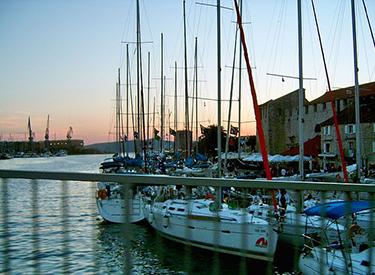 Port Trogir