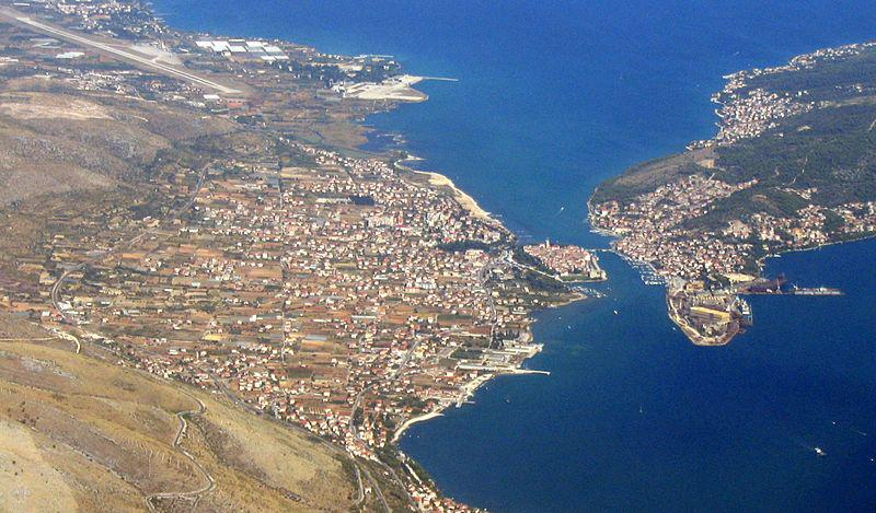 Coast of Trogir