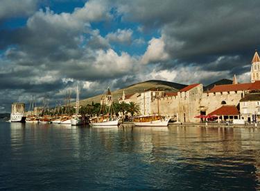 Trogir Yacht harbour