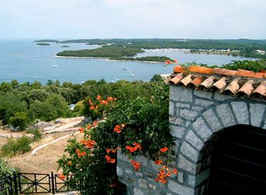 Amazing view on Vrsar