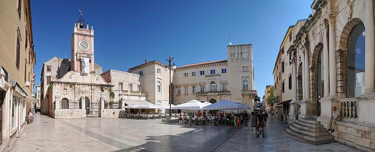 City center Zadar