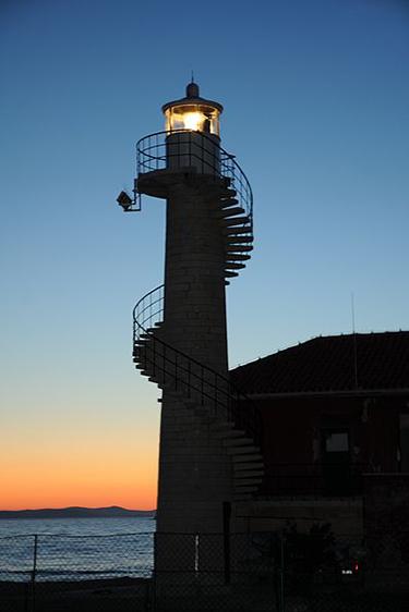 lighthouse Zadar