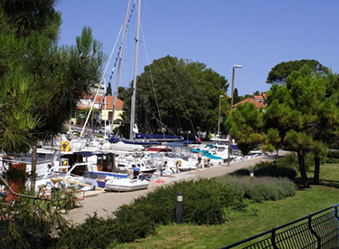 Marina Zadar Yachthafen