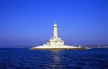 Lighthouse Pula